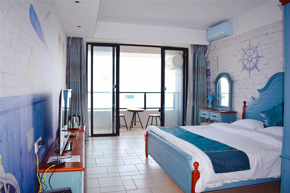 【惠州~大亚湾】158元入住泡泡海一线海景房!楼下即是沙滩,零距离幽静私享!价格优惠,人不多,旅游的最佳时机!