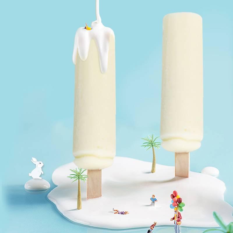 【顺丰包邮,速抢】88元起抢名牌光明雪糕!莫斯利安冰淇淋(原味+玫瑰味+香草味+芝士味)+大白兔雪糕,实时大礼包,赶紧来pick!