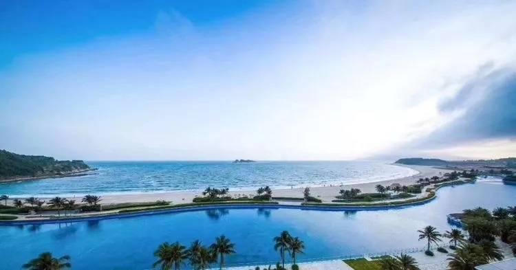 【阳江】离海边5分钟,1188元抢阳江敏捷海岸6房豪华别墅,3个月平日周末不加价,烧烤+麻将+ktv+煮饭!