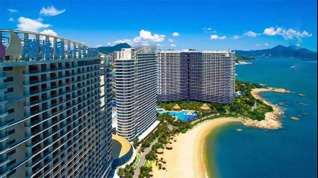 【惠州】全年周末平日不加价,299元秒杀十里银滩两房两厅,可煮饭,无套路,暑期通用!