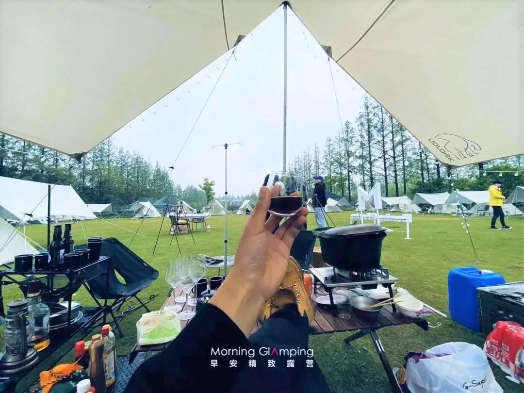 【上海端午专场】¥两大一小499/套--早安野宿,端午专享,足不出沪,来一场自然森林间的野奢露营,含N多亲子活动!
