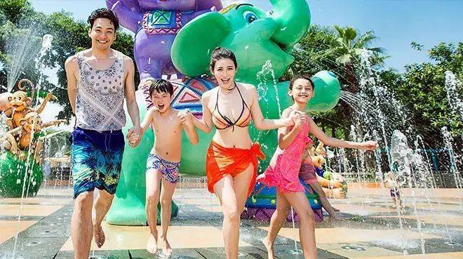【广州】7月专场长隆水上乐园!99元抢水上乐园女士票,通用不加价,超级大喇叭+眼镜蛇+造浪池~