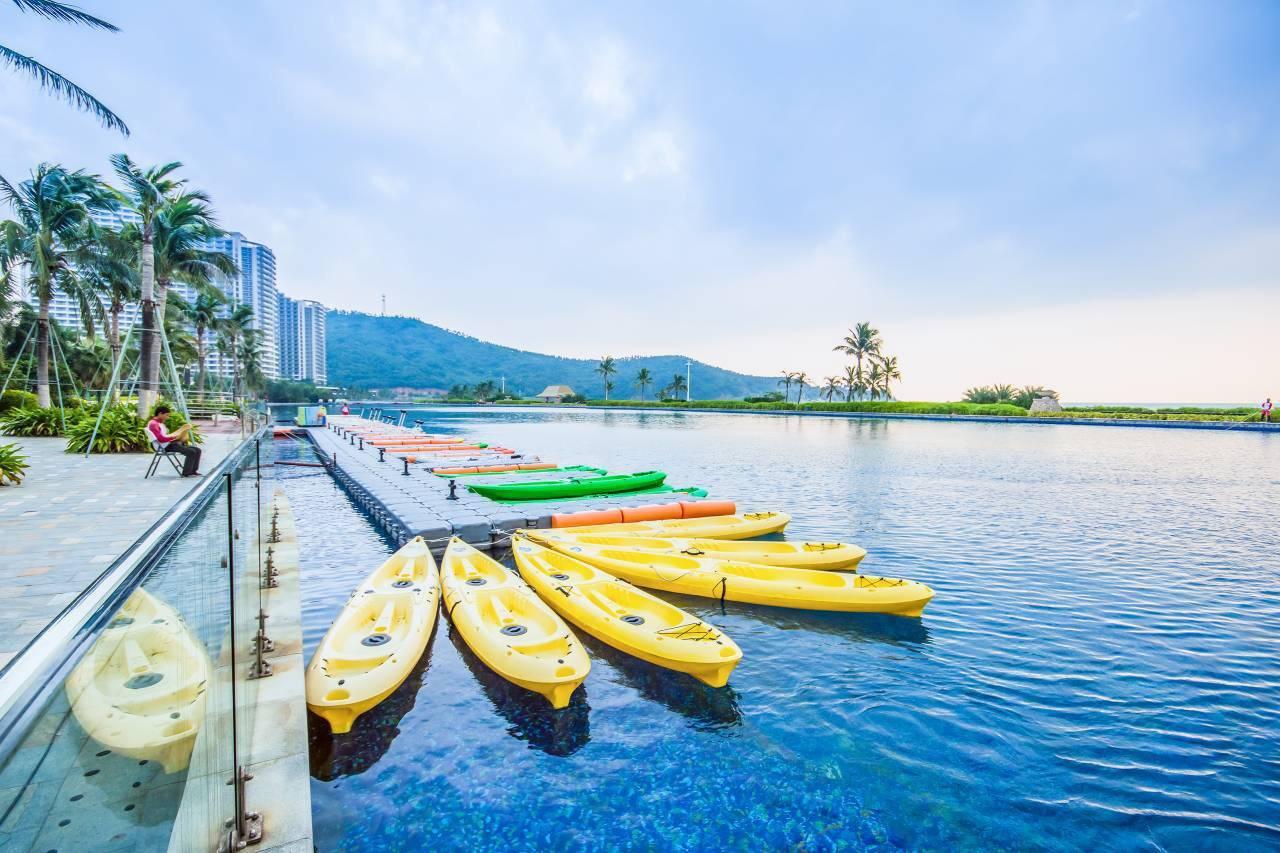 【阳江】暑专场无加价,199元抢海陵岛敏捷一线海景房,下楼即是海边