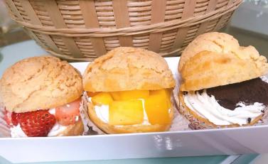 【广州芳村】18.8元抢幸福屋下午茶套餐,水果茶/泡芙/,无低消!