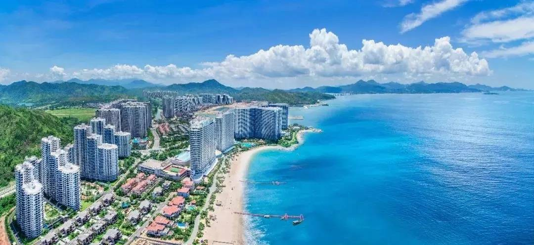 【惠州·十里银滩】全年可用!299元抢购惠州十里银滩海边两房两厅!湛蓝的海水,轻柔的海风...