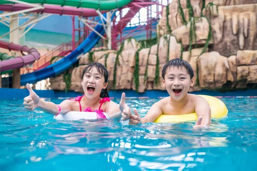 【合肥】暑期特惠大放送!低至148一大一小合肥融创水世界门票来袭!水上浪,更欢畅!酷爽一夏嗨翻天!