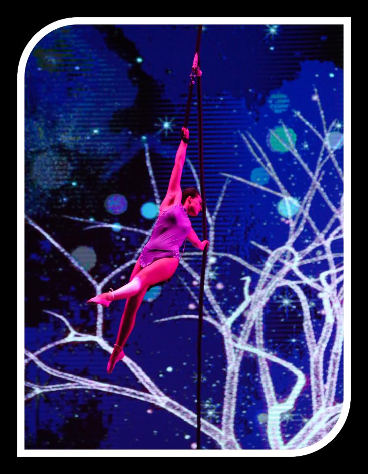【上海松江区】爆款回归丨100起抢上海华侨城大剧院《神奇马戏团》门票!空中大飞人+魔幻飞轮+多彩手技巧等6大精彩表演,感受充满奇思妙想的世界!