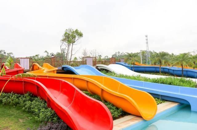 【恩平】含双人泉林水上乐园门票,258入住泉林温泉小镇2房1厅,可游览那金谷。