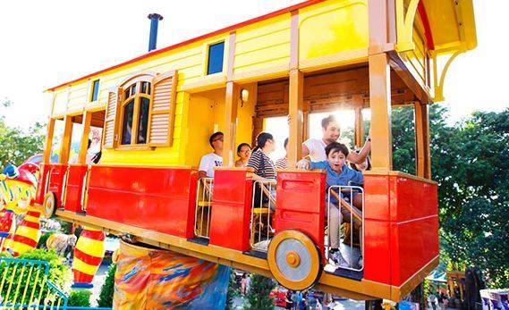 【广州】含双人欢乐世界2日票+双人水上乐园1日票,899入住长隆熊猫酒店,和国宝做邻居!无限次畅玩长隆欢乐世界,好玩到尖叫!!!