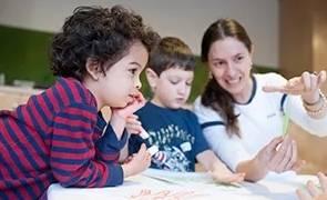 【广州·番禺】19.9元限时抢购【NYC纽约国际双语早教】0-4岁儿童双语早教体验课(45分钟/节,共两节)!来自美国的五星级早教品牌,让孩子体验国际化的双语教学~