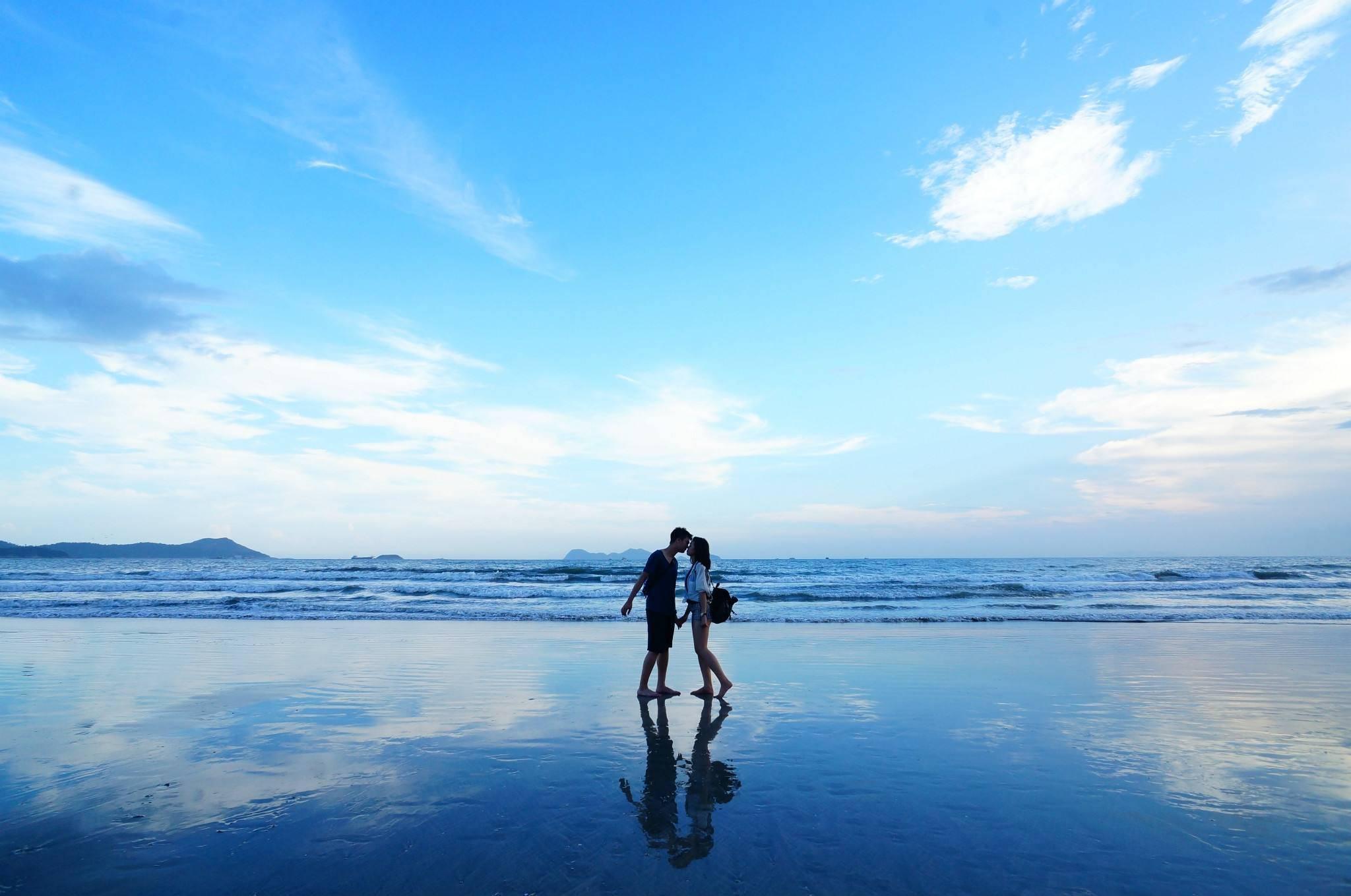 【天天出发】惠州巽寮湾、双月湾2天单跟车位,仅69元/人=往返车接送,不报对不起自己,携手畅游沙滩、观沙滩浪漫日出,9月天天出发,平日周末同价~