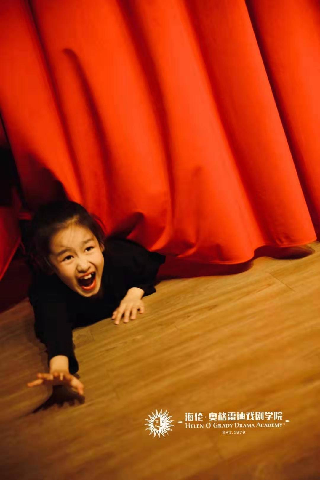 【广州 海珠越秀两店通用】29.9元抢海伦全英文儿童戏剧课,提供专业道具、亲子互动环节,英国41年历史戏剧教育你体验过