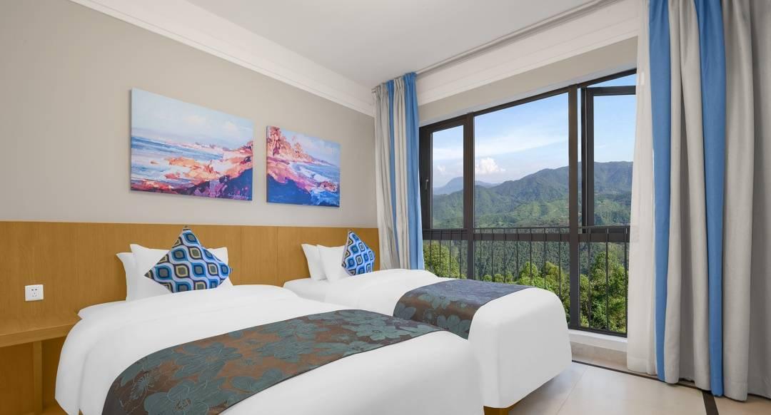 【惠州】国庆一口价~至尊180°无敌海景两房一厅499元抢!超大阳台~私家海景~铂金沙滩,带你寻找醉美的那片海!