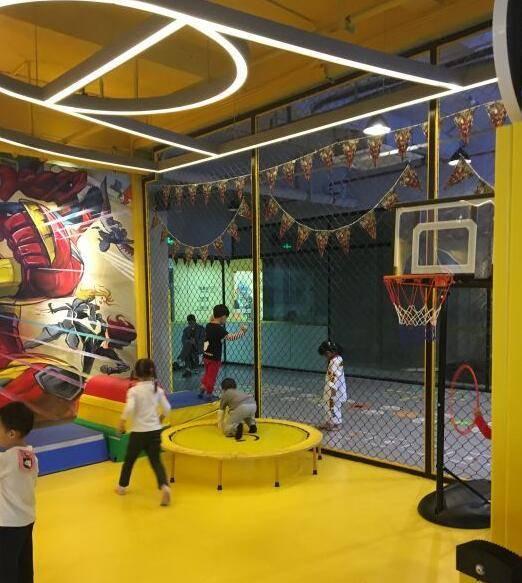 【广州 海珠】价值388元的E-max网红儿童运动仅售29.9元,成长蹦床/超越平衡车任选,让孩子体验飞一般的感觉