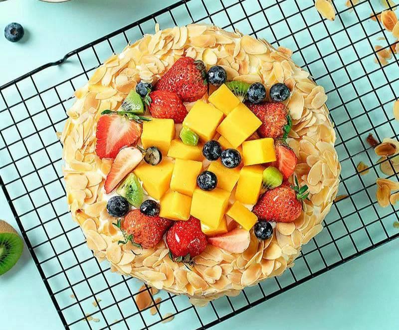 【广州.免费配送】98元抢莫里MOLI•蛋糕研究社2磅蛋糕1个,款式多样4选一,新鲜出炉,甜蜜心意!