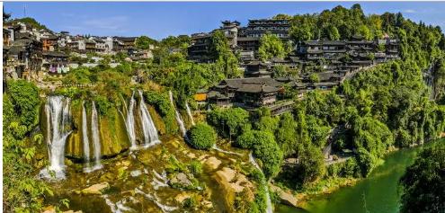 ¥699动车4天 张家界千古情、天门山国家森林公园、土家风情园、芙蓉镇、凤凰古城高铁4日游