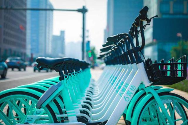 【全国】4.8元秒杀青桔单车月卡30天全国通用骑行卡,每个手机号购买不超过12个月