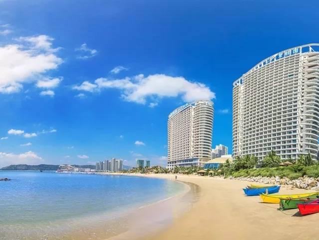 【惠州·十里银滩】所有周末通用不加收!399元入住十里银滩三房一厅、可住6人、清澈的海水不输三亚,逼格堪比巴厘岛