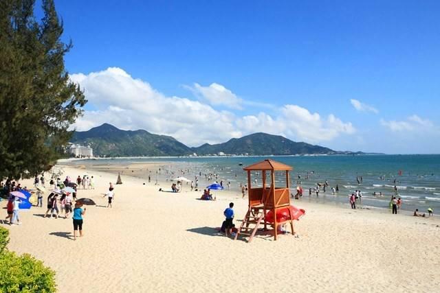 【惠州】双11提前秒杀,99元抢双月湾海景/湾景【两房一厅】超长有效期,三分钟到沙滩!