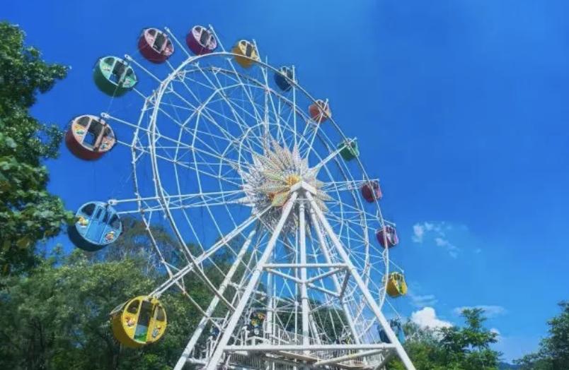 森波拉温泉直通车纯玩2天~森波拉火山温泉+森波拉奇妙世界,住森林皇宫酒店、穿越远古森林~