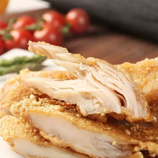 【全国包邮】绝世大鸡排!49.9元抢! 200g*5 片套餐,可溯源鸡肉不加激素,精选裹粉,香辛料,鸡肉与香料结合,片片香酥,回味无穷,真品质不掺假!