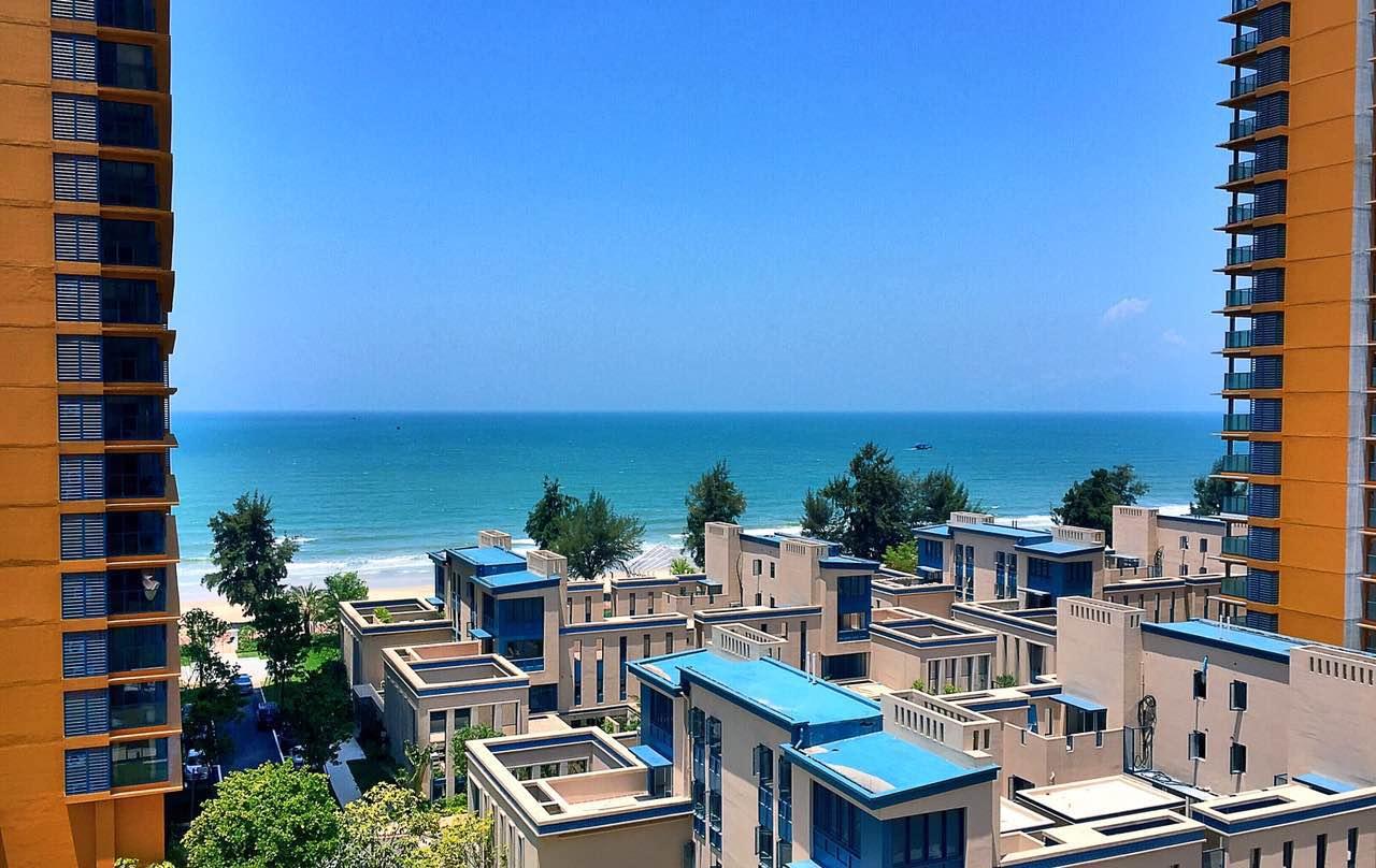 【惠州·双月湾】春季出游!78元抢698元双月湾二期2房1厅!可住4大2小,下楼就是海!