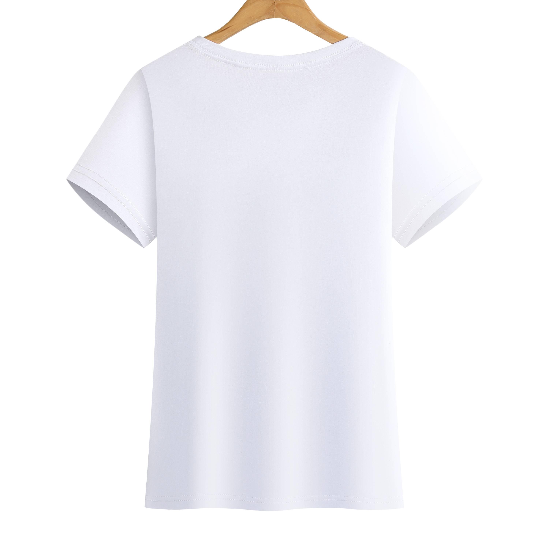 【包邮】49.9元秒杀2件精梳棉纯色T恤,宽松去杂质,经典黑白色,男女通用!冰凉体感, 春夏季通用!
