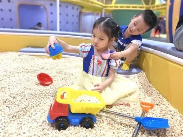 【杭州】超人气游乐场『梦多多乐园』重磅来袭!!2000㎡大空间+两大主题乐园,2大2小畅玩一天仅¥99!宝爸宝妈的遛娃圣地!
