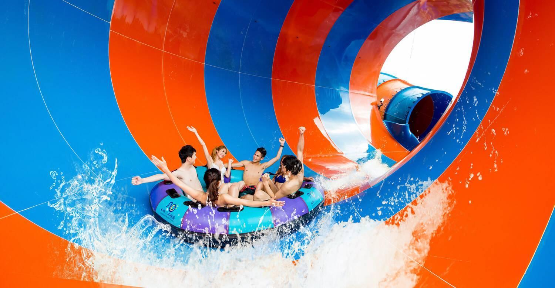 【广州】268元抢长隆水上乐园+欢乐世界,激情夏日玩水季,尖叫刺激欢乐世界!