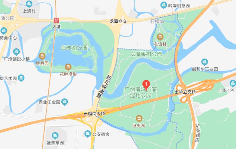 【广州】春日踏青季,78元抢一大一小珠江夜游游船+海珠湿地公园,可拆分日期用~