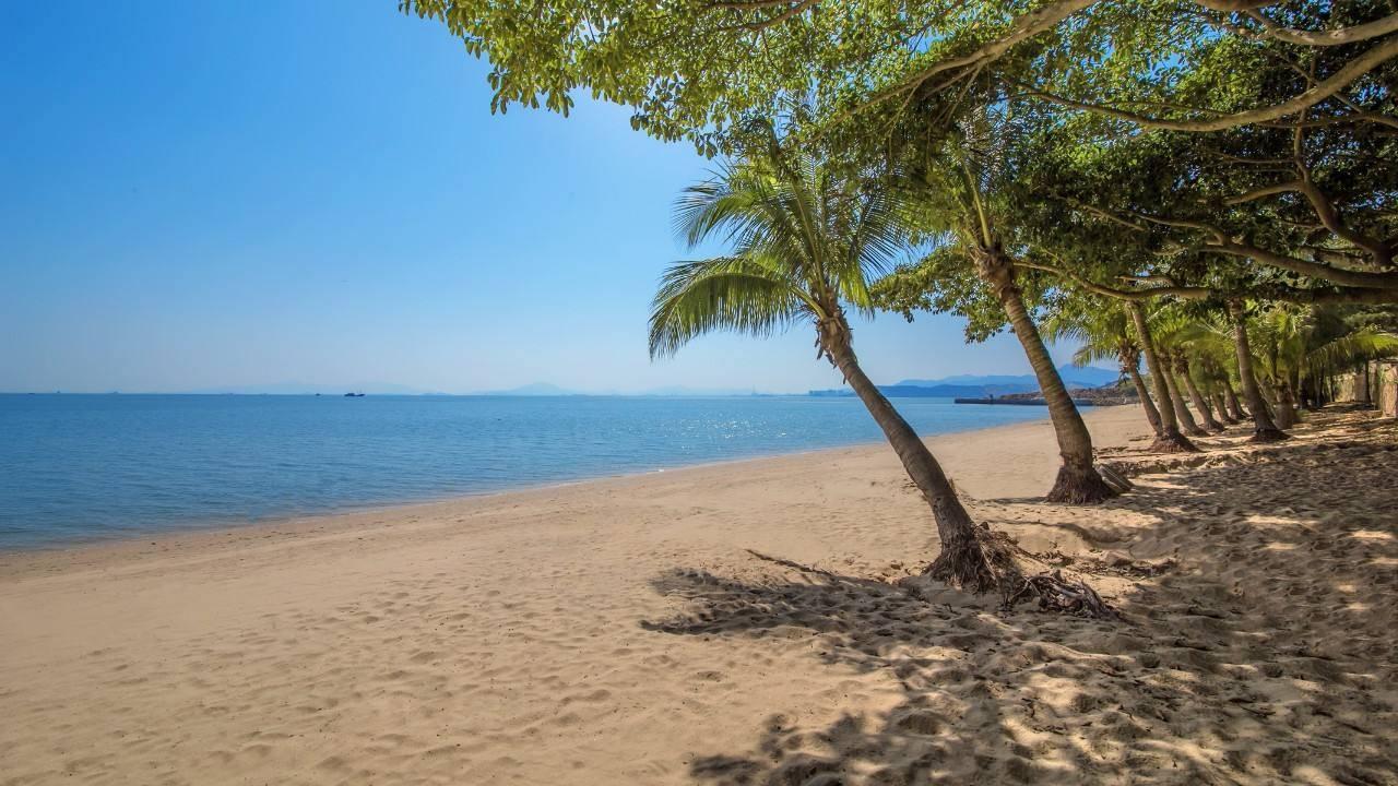 【惠州·十里银滩】4月周末无加收!158元抢购惠州十里银滩海边豪华房!湛蓝的海水,轻柔的海风,先抢先得!