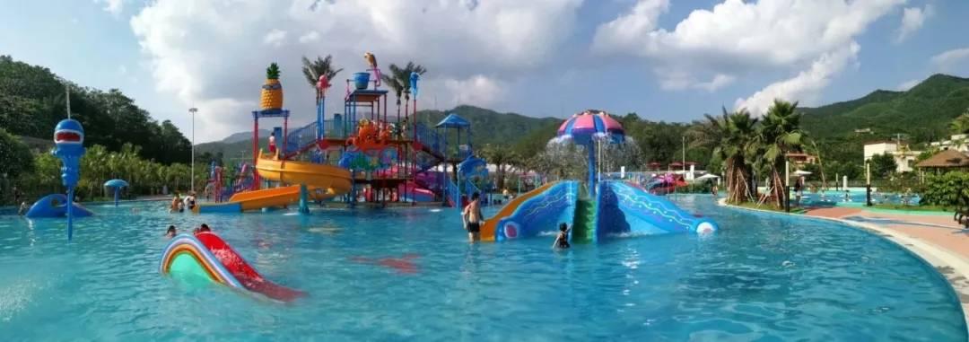 【广东·惠州】来了!博罗莲湖水上乐园开园啦!【三人票145元】速抢!让欢乐水世界冲走炎热~尽情浪~游泳、玩水、冲浪、惊险刺激又好玩~