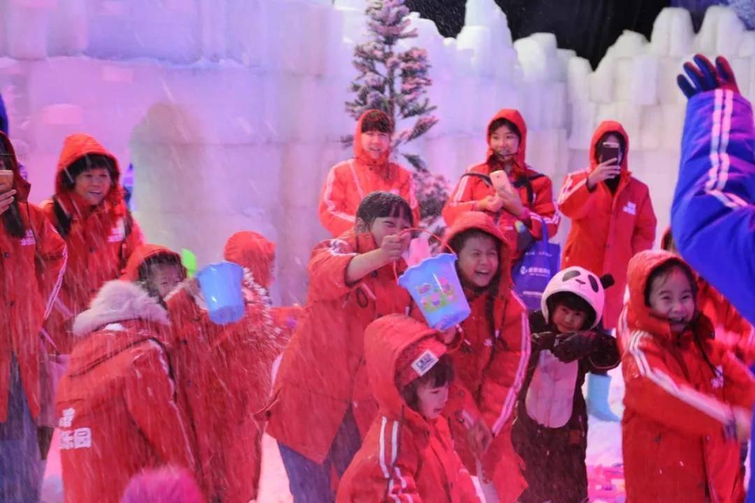 【河源】抢!暑期超低价!9.9元河源客天下恐龙冰雪乐园!数量有限!梦幻雪乡,冰滑梯、堆雪人... 酷爽来袭~