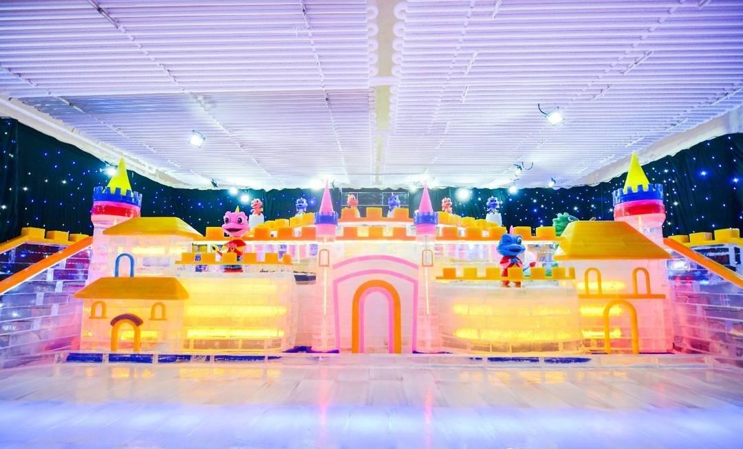【河源】抢!暑期超低价!29.9元冰雪乐园+探险乐园!数量有限!梦幻雪乡,冰滑梯、堆雪人...酷爽来袭~
