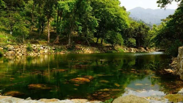 达峰山风景区图片