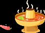 【九渝至尊火锅店】128元购4人火锅8荤7素超值套餐,周末/节假日通用!古色古香的汉服火锅店,一品毛肚+九尺鲜鸭肠+雪花肥牛+内蒙羔羊肉+现炸小酥肉等众多美食!